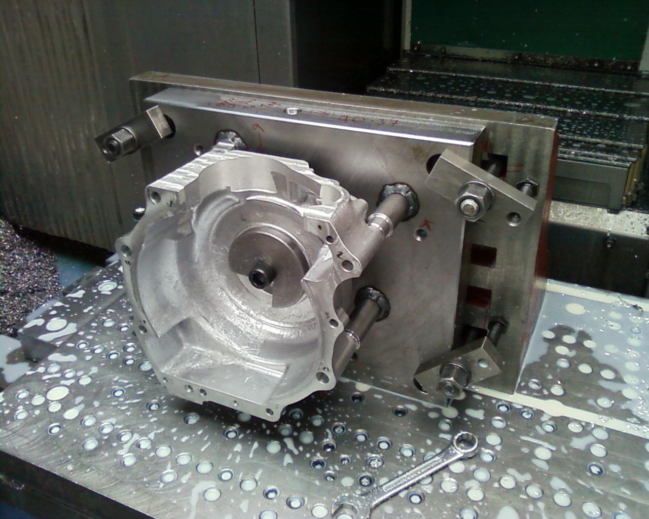 N Engine Case L M/C