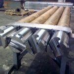 Flattener Roll Assembly