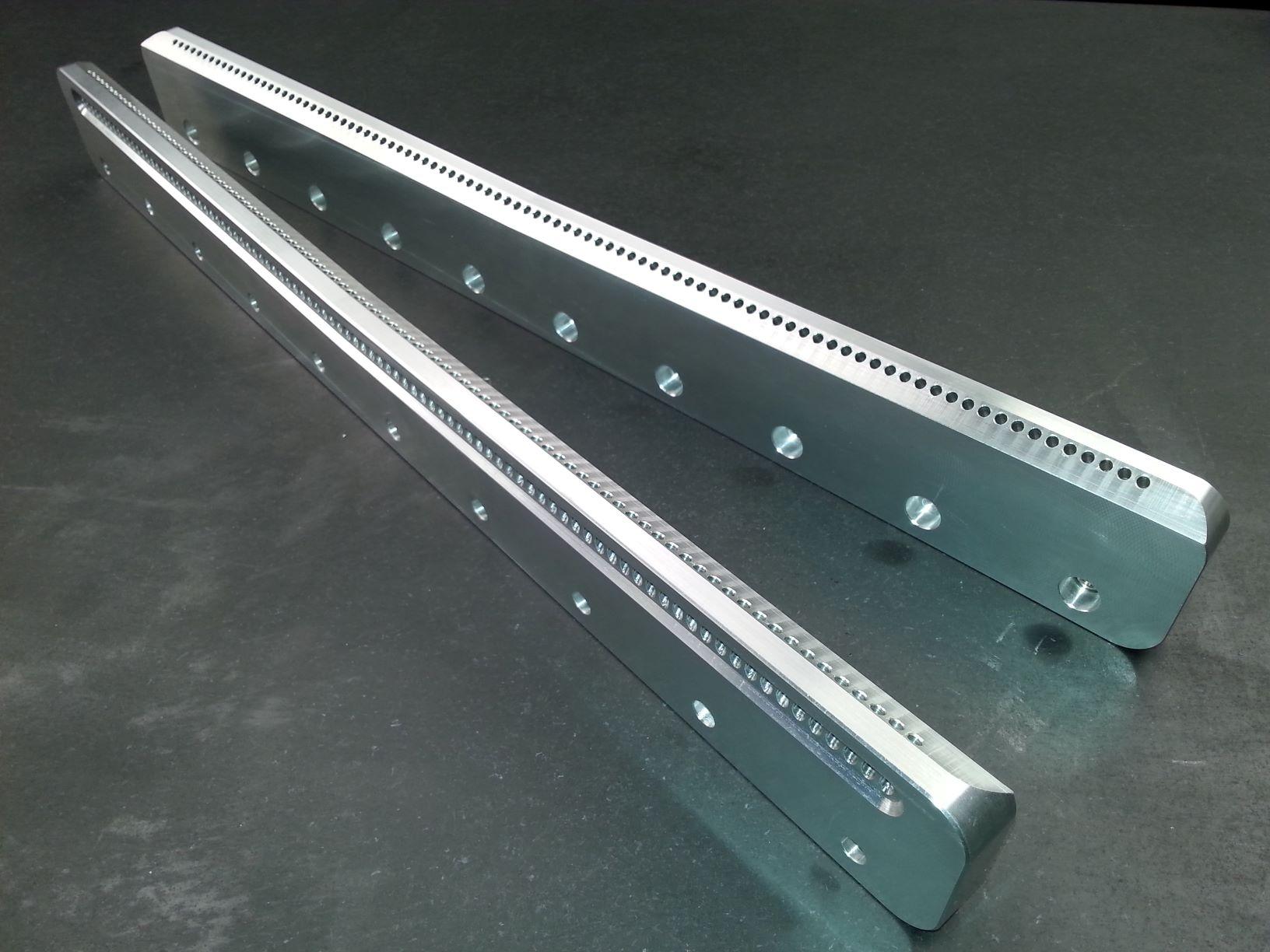 Aluminium Spray Bars S